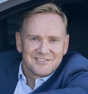 Geirr Tangstad-Holdal, daglig leder i Trafikksikkerhetsforeningen